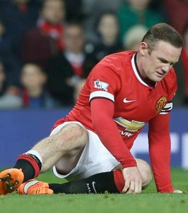 Wayne Rooney must not rush back from injury